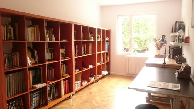 Despacho en casa moderno gallery of awesome oficina with for Despacho moderno casa